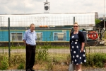 Stourport Cllrs on former Lloyds site
